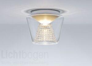 Annex Ceiling large  Schirm klar/Reflektor Kristall  Uwe Fischer für Serien