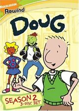 Doug Season 2 (3 DVD Set) Nickelodeon Animated Series
