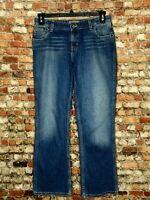 BKE Buckle Womens 1967 Denim Uunion Stretch Medium Wash Blue Jeans Measure 30x30