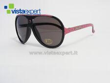 Occhiali da Sole Bambino Hello Kitty Autentici HK010 nero rosa 501
