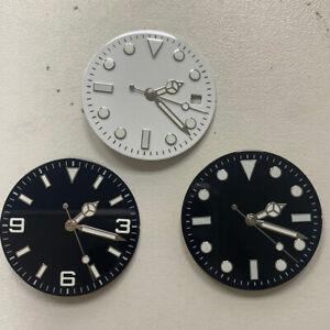 Luminous Watch Dial Hands for Miyota 8215/Mingzhu 2813 Automatic Watch Movement