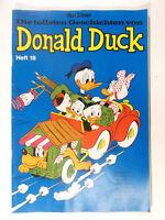 Die tollsten Geschichten von Donald Duck Sonderheft Nr.18 ( 1.Auflage ) Z 2