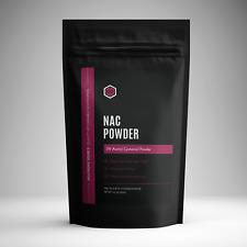 NAC N-Acetyl Cysteine Powder (100g) Pharmaceutical Grade - Nootropic Source