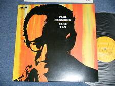 PAUL DESMOND Japan 1980 RJL-2507 NM LP TAKE TEN
