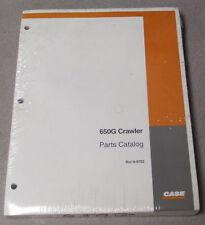 Case 650G Crawler Tractor Parts Manual Catalog 8-9702 1998