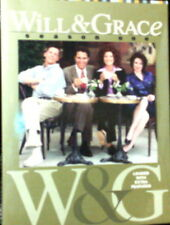 WILL & GRACE The COMPLETE SEASON ONE 22 Episodes + Lots of Extras 4-Disc SEALED