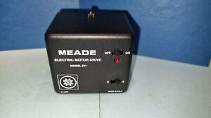 MEADE MODEL 531 ELECTRIC TELESCOPE MOTOR DRIVE in VGC