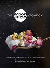 The Moon Juice Cookbook by Amanda Chantal Bacon (2016, Hardcover)
