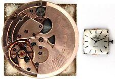 OMEGA 711 original automatic watch movement working (4900)