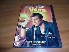 Pump Up the Volume (DVD Widescreen/Full Frame 1999) Christian Slater Used OOP