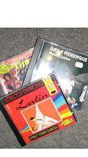 LATIN,SALSA,REGGAI, 5 sets (16  dance CDs) .250 tracks  RARE COLLECTION