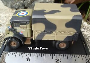 Oxford Military 1/76 CMP truck 1st Canadian Inf Div Italy 1944 76CMP001