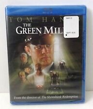 The Green Mile (Blu-Ray, 2009) Warner Bros Tom Hanks NWD CRACKED CASE***