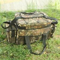 Multifunction Outdoor Fishing Waterproof Tackle Pocket Waist New Bag Should U5S5