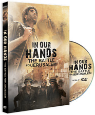 In Our Hands: The Battle for Jerusalem (CBN Documentary, DVD) Ships in 12 hrs!!!