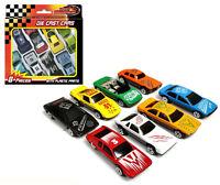 Die Cast F1 Racing Cars Vehicle Play Set Toy Car Childrens Model Diecast Metal