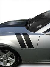 2010 2011 2012 2014 2015 Chevy Camaro Fender Racing Hash Stripes Decal Set V2