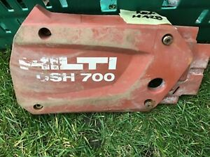 HILTi DSH700 GENUINE BELT COVER spare or repair
