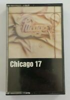 Chicago 17 Cassette 1984 Warner Brothers Records Tape