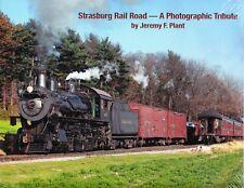 Morning Sun Railroad Books Softcover - Strasburg Railroad-A Photographic Tribute