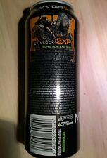 1 Volle Energy Drink Dose Full Can Monster Call Of Duty Black Ops 4 Code XP Game