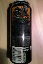 1 pleine Energy Drink Boîte Full Can Monstre Call of Duty Black Ops 4 code XP Game