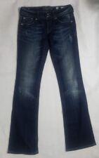 Miss Me Jeans JP5144B Distressed Dark Boot Leg Jeans Sz 28 x 33