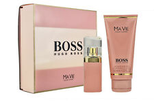 Boss Ma Vie 30ml Eau de Parfum Spray & 100ml Bodylotion Neu & Originalverpackt