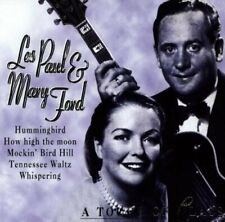 Les Paul & Mary Ford A touch of class (18 tracks, 1998)  [CD]