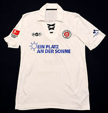 DYF MATCH ISSUED Maglia FC St. Pauli AWAY 2010/2011 Florian Lechner Taglia M
