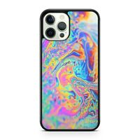 Elegant Oil Spill Colours Pattern Covered Artistic Fantastic Phone Case Cover