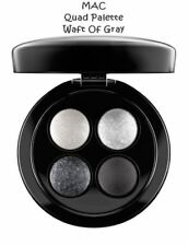 New M·A·C Mineralize Eye Shadow Quad X 4 Palette A Waft Of Grey Gray