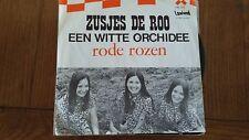 45t   ZUSJES DE ROO--EEN WITTE ORCHIDEE--