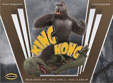 KING KONG (1933) Polar Lights KONG VS T-REX Ltd Edition/500 Resin MODEL KIT New!