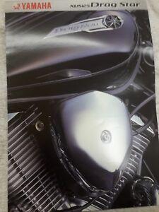 2000 YamahaXVS125 Drag Star Brochure