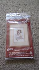 "Needle Treasures Kit ""Emily"" Stitchery Jan Hagara Paternayan NIP Crewel Kit"