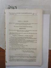 Govt Report 1859 Samuel J. Hensley vs The United States #2467