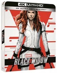 Black Widow (4K Ultra HD + Blu-Ray Disc - SteelBook)
