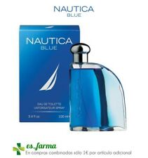 NAUTICA BLUE PERFUME HOMBRE EAU DE TOILETTE COLONIA 100ML HOMME MAN UOMO