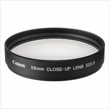 Canon Close-up Lens 500D 58mm from Japan New