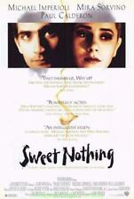 SWEET NOTHING MOVIE POSTER 27x40 MIA SORVENO 1995