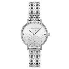 BCBGMAXAZRIA Ladies Quartz Analog Silver Bracelet Watch
