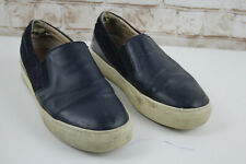 Tods Navy Shoes size Eu 36.5