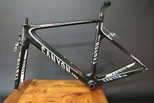 Canyon Aeroad CF Carbon Bike Frame & Forks Super Lightweight 50cm Black