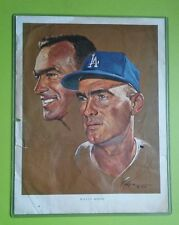 1964 LOS ANGELES DODGERS Volpe WALLY MOON