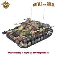 BB032 German Stug IV PzJg Abt 12 - 12th Volksgrenadier Div by First Legion
