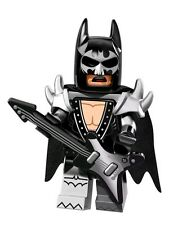 Lego Batman Movie Minifigures Series Glam Metal Batman