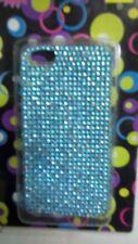 CELL PHONE CASE I PHONE 5/5S LIGHTGREEN GEMS G-4