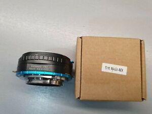 Fotodiox Shift converter Nikon (G) to NEX Sony E FE Nikon F