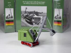 Wiking C&I Sondermodell der Edition Deutsche Bauklassiker: Krupp Ardelt